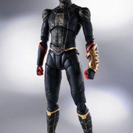 BANDAI SPIDER-MAN NO WAY HOME BLACK/GOLD SHF