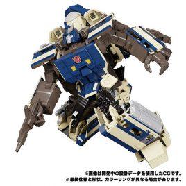 TAKARA TOMY Transformers Masterpiece MPG-01 – Railbot Shouki