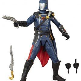 HASBRO G.I. Joe Classified Series Action Figures 15 cm 2021 Wave 2 – Cobra Commander