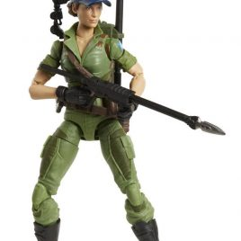 HASBRO G.I. Joe Classified Series Action Figures 15 cm 2021 Wave 2 – Lady Jaye
