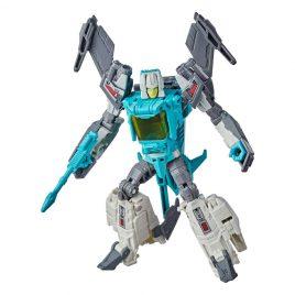 HASBRO – TAKARA TOMY – Transformers Generations Deluxe Retro Headmasters: Autobot Brainstorm