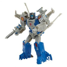 HASBRO – TAKARA TOMY – Transformers Generations Deluxe Retro Headmasters: Highbrow