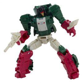 HASBRO – TAKARA TOMY – Transformers Generations Deluxe Retro Headmasters: Skullcruncher