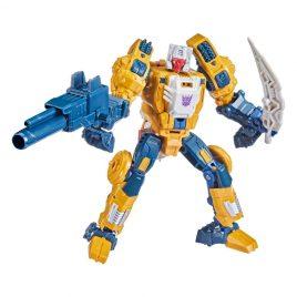 HASBRO – TAKARA TOMY – Transformers Generations Deluxe Retro Headmasters: Weirdwolf
