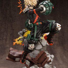KOTOBUKIYA My Hero Academia ARTFXJ Statue 1/8 – Katsuki Bakugo Ver. 2 Bonus Edition 26 cm
